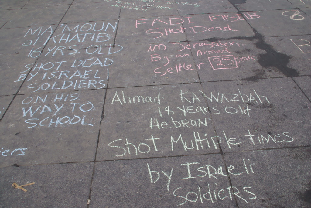 Names of the Murdered