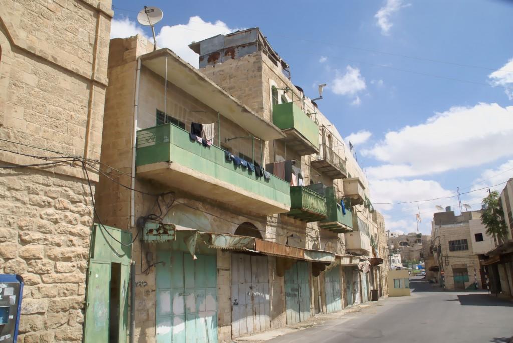 Hebron's Shuhada Street