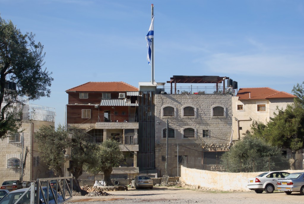 Israeli settlement in East Jerusalem
